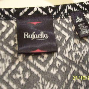 RAFAELLA Dresses - RAFAELLA BLACK WHITE MAXI DRESS S NICE PIECE